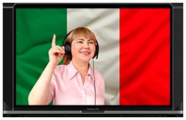 Formaiton d'Italien