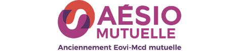 Logo Groupe AÉSIO Eovi mcd